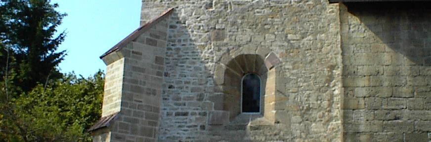 Sanierung des Kirchturms in Gittelde